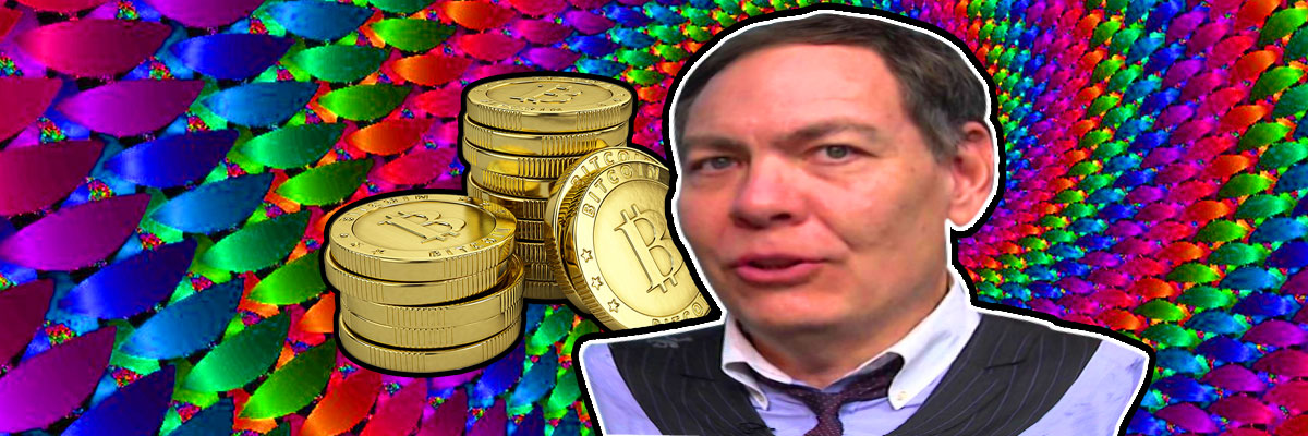 Max Keiser goes insane at Nexus Conference! Why his strongest argument for BitCoin is weak