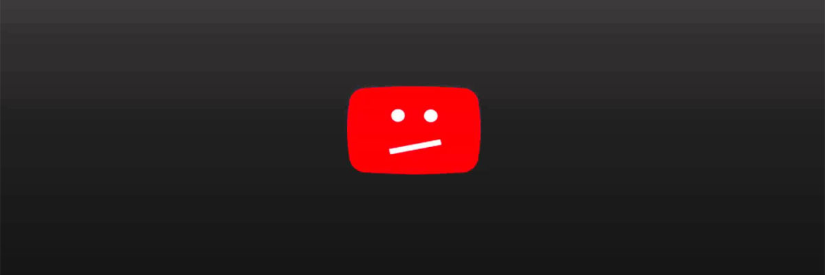 YouTube's termination glitch shows its focus on censorship