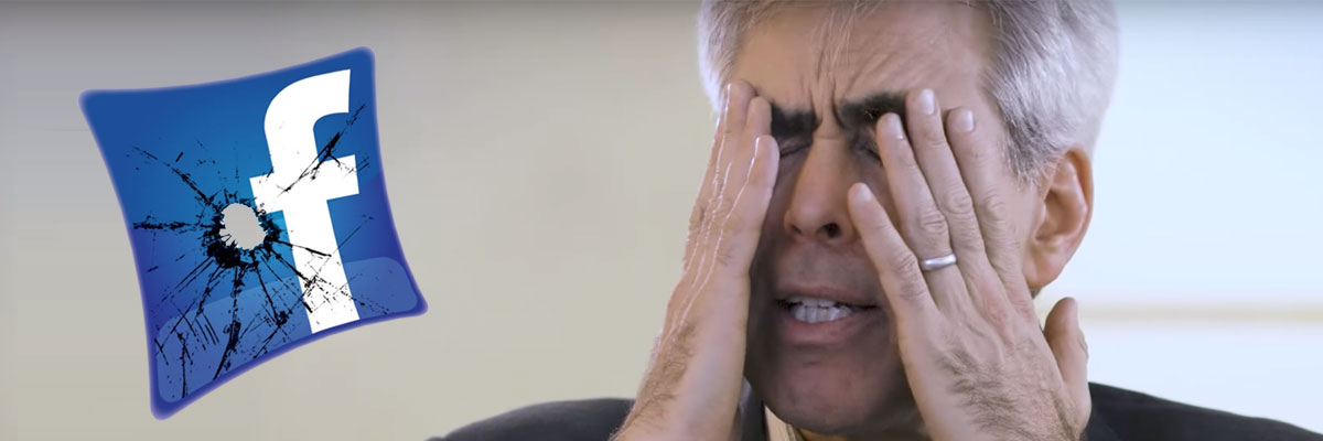 Jonathan Haidt: Facebook is a social catastrophe