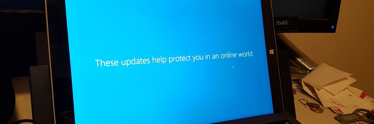 "Why ""these updates help protect you in an online world"" scares me, and it's not the online world"