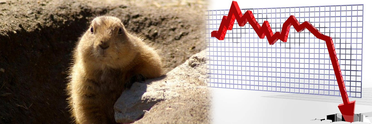 It's Groundhog Day and like the movie, Canada is about to relive another financial crisis