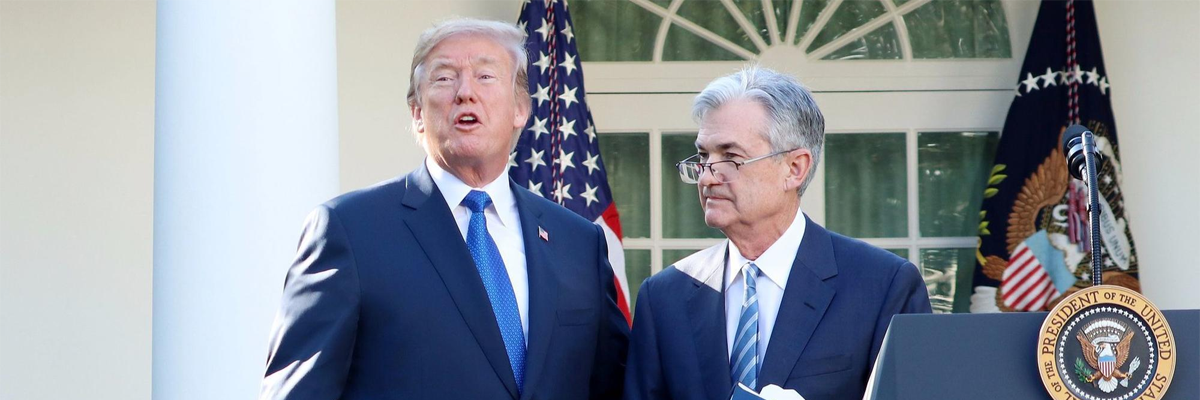 How long can Powell and Trump talk up the markets?