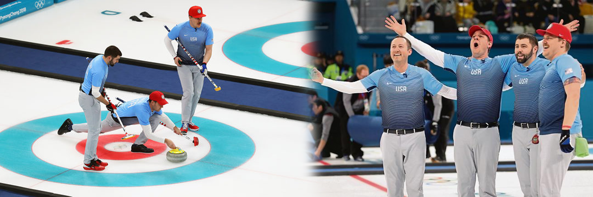 Will the U.S. Olympic gold in curling spark a Moneymaker effect?