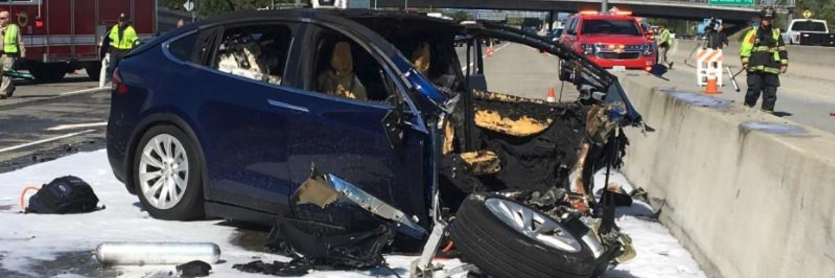 Another Tesla Autopilot fatality: man selflessly gives up his life to train AI